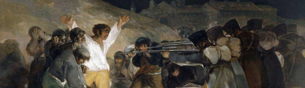 """Goya """"May 3 1808"""""""